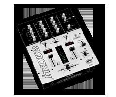Basic DJ Mixer
