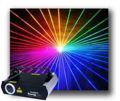 Full Colour RGB Laser