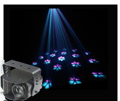 LED 10W Goboflower