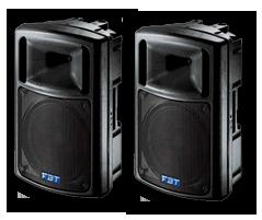 Standard 800w PA System