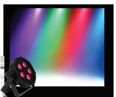 LED Slim-Par Profile Spot / Uplighter