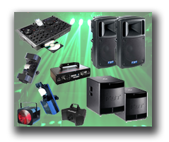 Large Party System (2600w)
