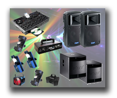XL Party System (2600w)