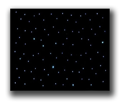 Star Cloth (6m x 3m)