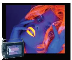 100W Compact UV Wash