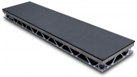 8ft x 2ft DJ Deck Stand / Table