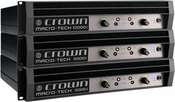 crown ma 12000i macro tech ma12000i power amplifier from crown. Black Bedroom Furniture Sets. Home Design Ideas