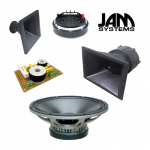 JAM Systems MT1581 Driver Pack 2 - 1000W Ferrite Pack from