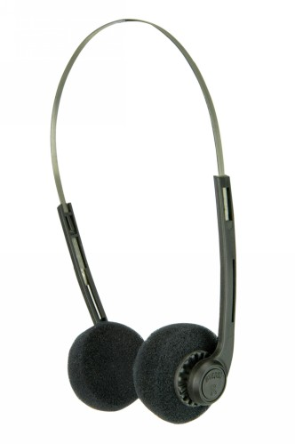Image of QTX Sound Budget stereo headphones