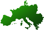 Delivery Info for Tuff Cab Speaker Cabinet Paint - <font color=#6c9c43>Yellow Green</font> 5Kg  to locations in Europe