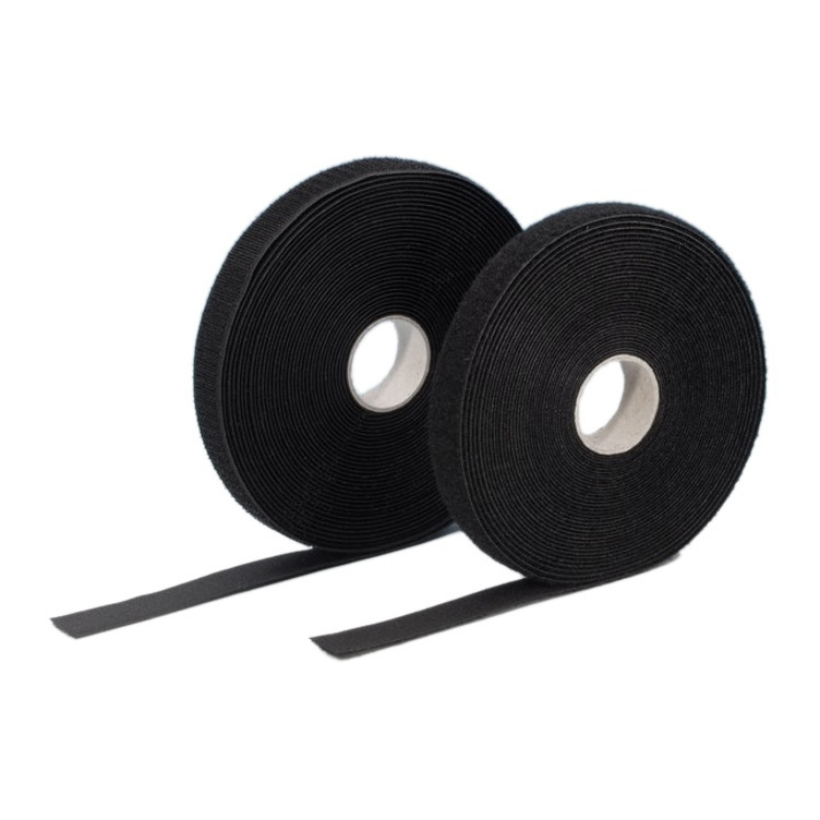 Self-Adhesive Velcro tape 20mm 25m paired rolls