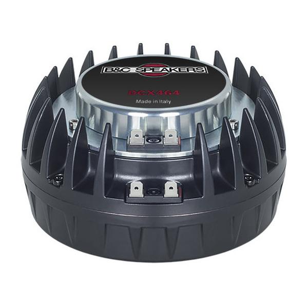 B&C DCX464 - 1.4 inch 110W 8 Ohm Compression Driver