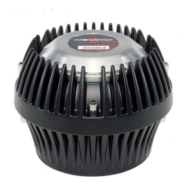 B&C DCX50 80W 8 Ohm 2 inch Bolt On Coaxial Compression Driver