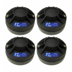 4 Pack of Beyma CD10Fe 1 inch 8 Ohm 70W Compression Driver