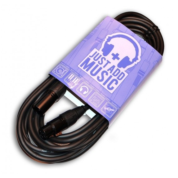JAM 6m Balanced XLR Mic Cable / Signal Lead