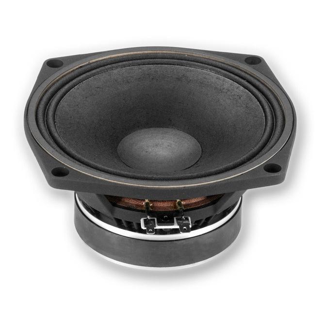 BMS 6 S 117 H - 6 inch Bass Midrange Speaker 130 W 16 Ohm