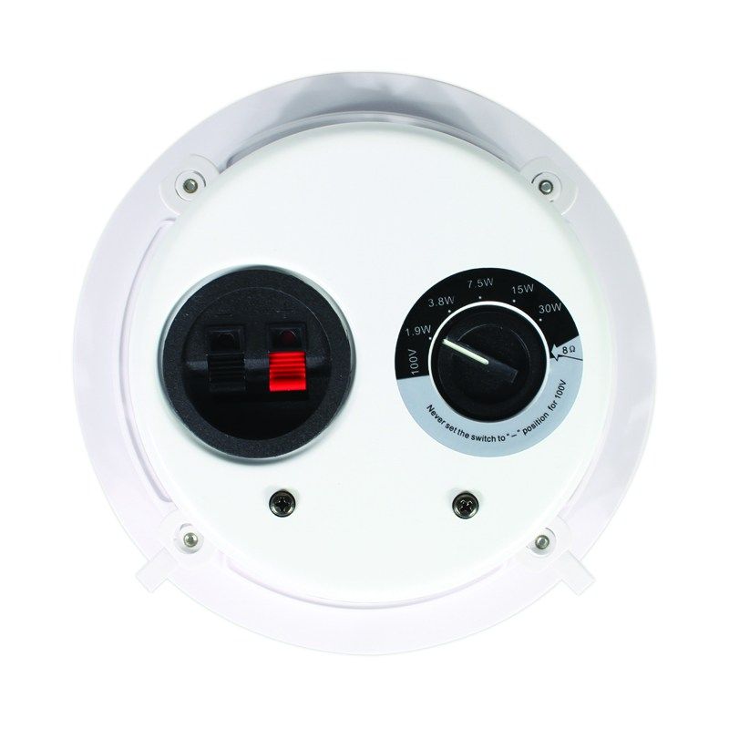 Clever Acoustics CS 630HP 100V 6 inch 30W Ceiling Speaker
