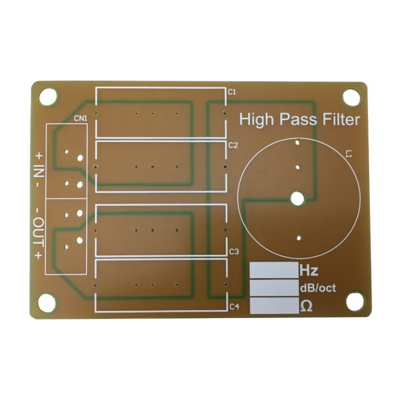 Convair Electronics PCB9002 For High-Pass Filter