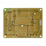 Convair Electronics PCB9003 version 2 For 2-way Crossover