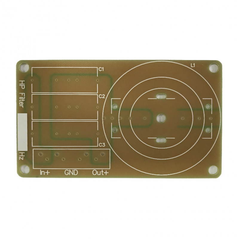 Convair Electronics PCB9012 For High-Pass Filter