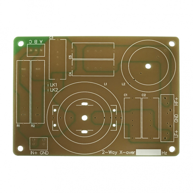 Convair Electronics PCB9013 For 2-way Crossover