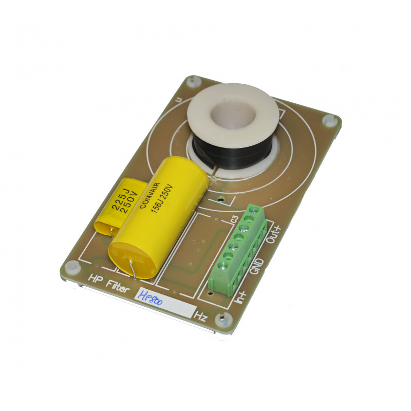 Convair Electronics High Pass Filter 800Hz