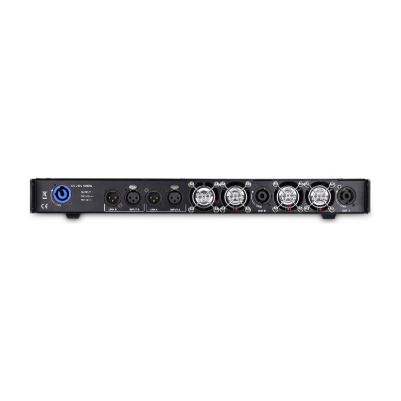 JAM Systems D4600 2-Channel Power Amp [ 2 x 2300W]