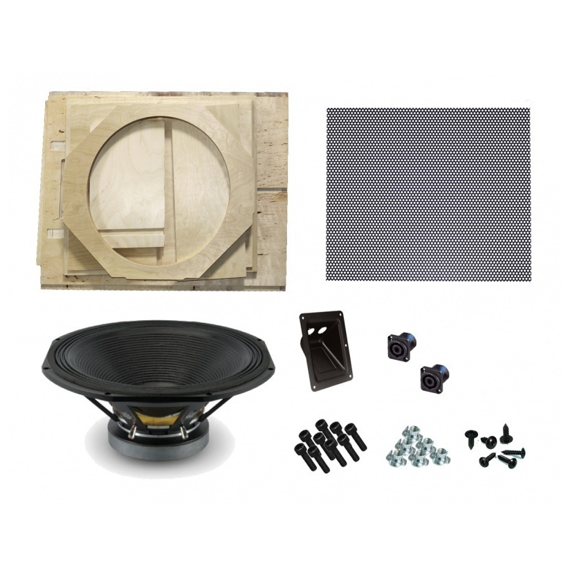Jam Systems S118 & Fane Prime 18XS Flatpack Kit