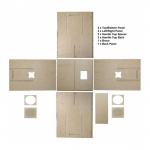 JAM Systems S118 Bass Speaker Cabinet Flatpack Kit