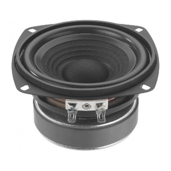 Monacor SP-60/4 60W 4 inch Hifi Bass-Mid Speaker 4 Ohm