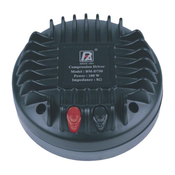P-Audio BM-D750 2 inch Compression Driver 100W 8 Ohm