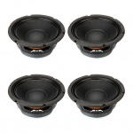 P-Audio E8-150S 8 inch 150W Mid Bass Loudspeaker Driver Four Pack