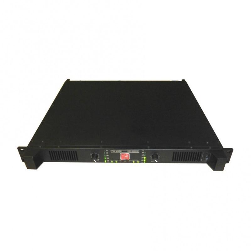 PKN XD5002 power amplifier - 2 x 3200W @ 2 Ohm