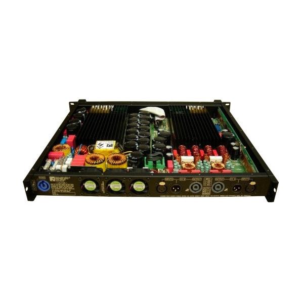 PKN XD6000 1U Class D Amplifier - 2x 3650W @ 4R