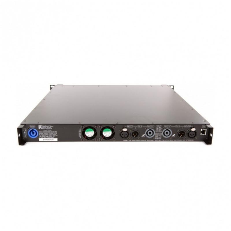 PKN XE2500 1U Class D Amplifier - 2x 1250W @ 4R